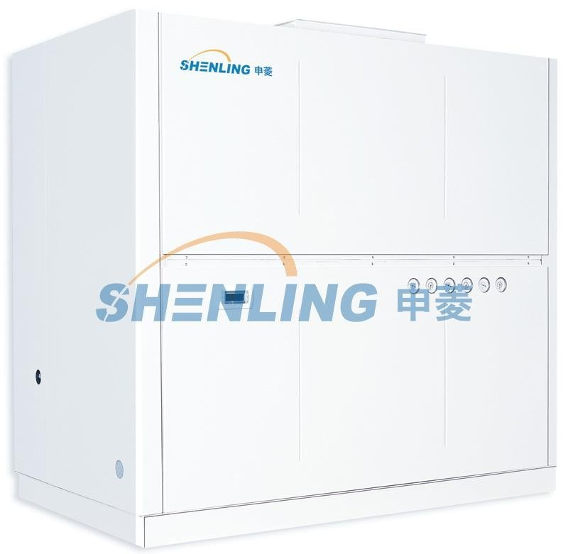 Unitary air conditioner of constant temperature and humidity