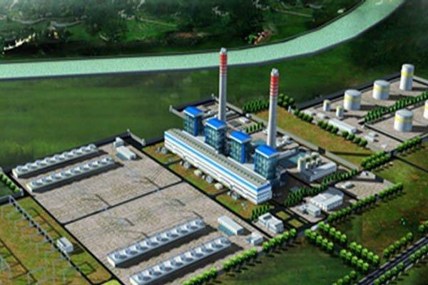 Iraqi WASSIT power plant