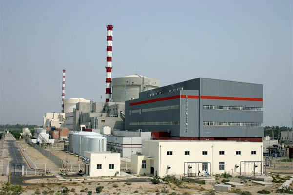 Pakistan's Chashma Nuclear Power Station