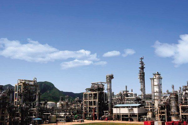 CNOOC and Shell petrochemical company(CSPC)