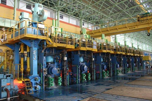 TOSYALI steel plant of Turkey