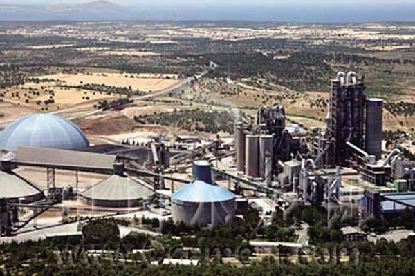 Turkish Akcansa cement