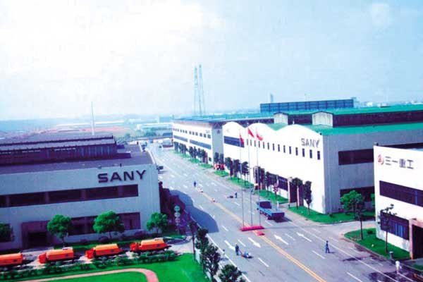 Sany Heavy Industry