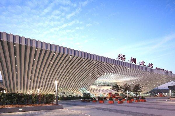 Beijing–Hong Kong High-speed rail