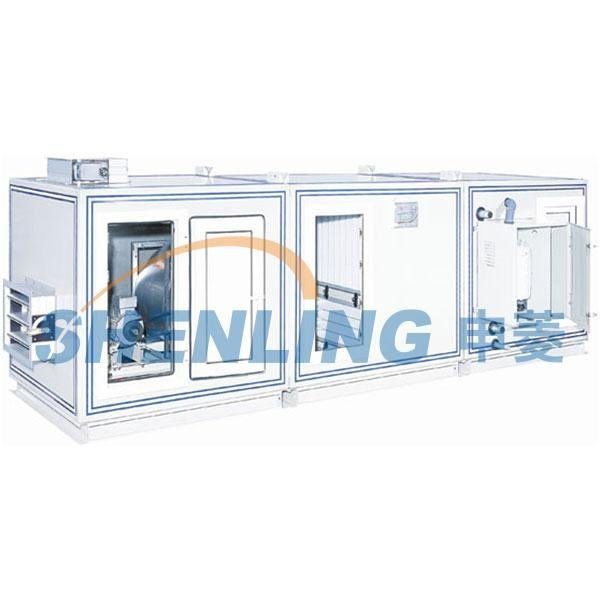 Air conditioning unit for clean operating room
