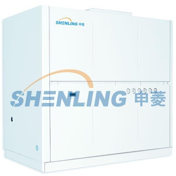 Unitary air conditioner for data room