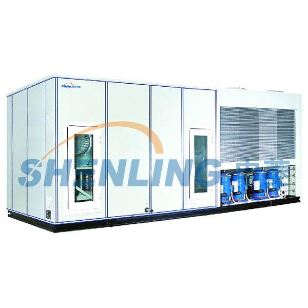 Rooftop air conditioning unit